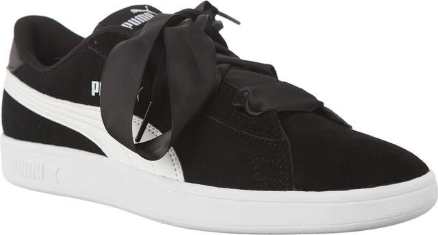 Puma SMASH V2 RIBBON PUMA BLACK/PUMA WHITE 36600301