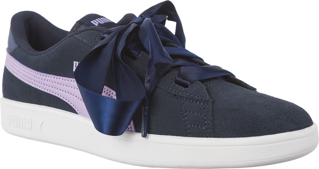 Puma SMASH V2 RIBBON SARGASSO SEA/PURPLE ROSE 36600303