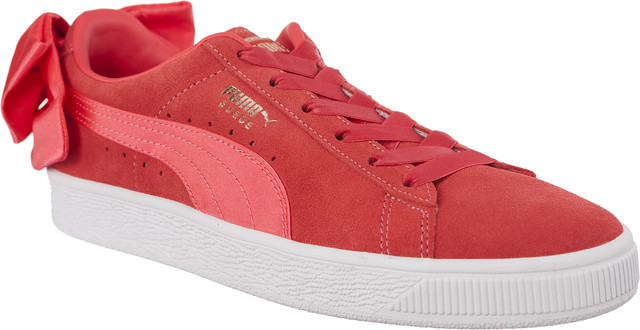 Puma SUEDE BOW JR PARADISE PINK/PARADISE PINK 36731602