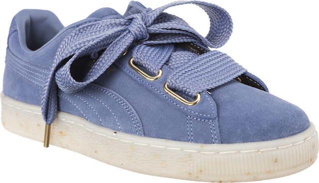 Buty Puma  <br/><small>SUEDE HEART CELEBRATE WNS INFINITY BLUE </small>  36556103