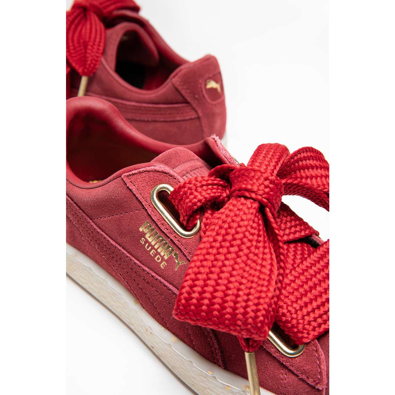 Buty Puma  <br/><small>SUEDE HEART CELEBRATE WNS RED DAHLIA </small>  36556102