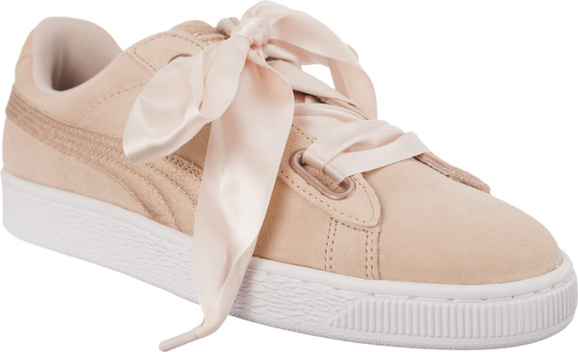 Puma SUEDE HEART LUNALUX WN S CREAM TAN 36611402