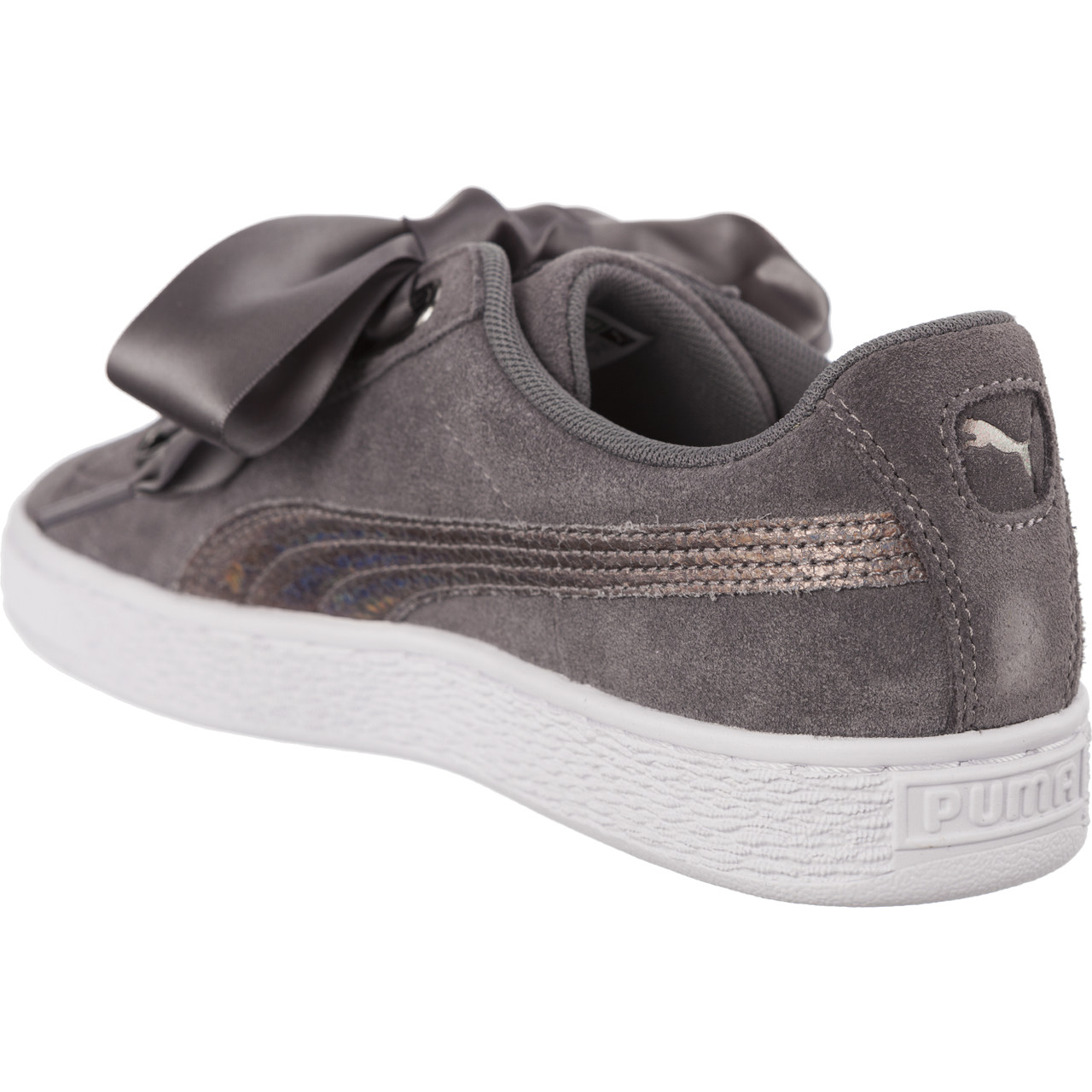 Buty Puma  <br/><small>SUEDE HEART LUNALUX WN S SMOKED PEARL </small>  36611401