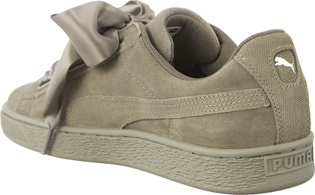 Buty Puma  <br/><small>SUEDE HEART PEBBLE ROCK RIDGE/ROCK RIDGE </small>  36521002