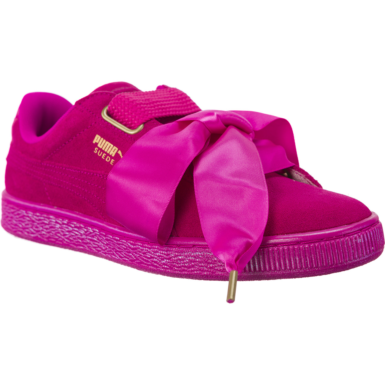 Buty Puma  <br/><small>Suede Heart Satin Wn 401 </small>  36271401