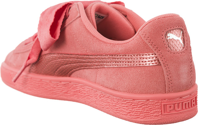 Buty Puma  <br/><small>SUEDE HEART SNK SHELL PINK/SHELL PINK </small>  36491805
