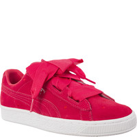 Buty Puma Suede Heart Valentine Jr 36513501 PARADISE PINK/PARADISE PINK