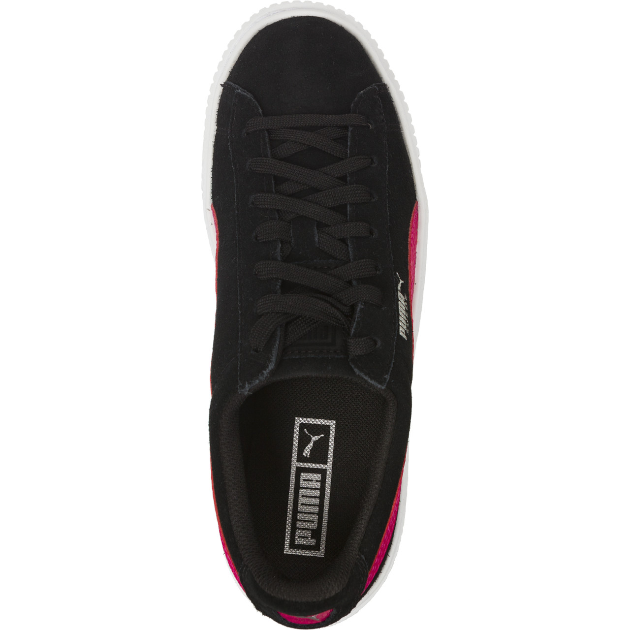 Buty Puma  <br/><small>Suede Platform SNK JR 601 </small>  36390601