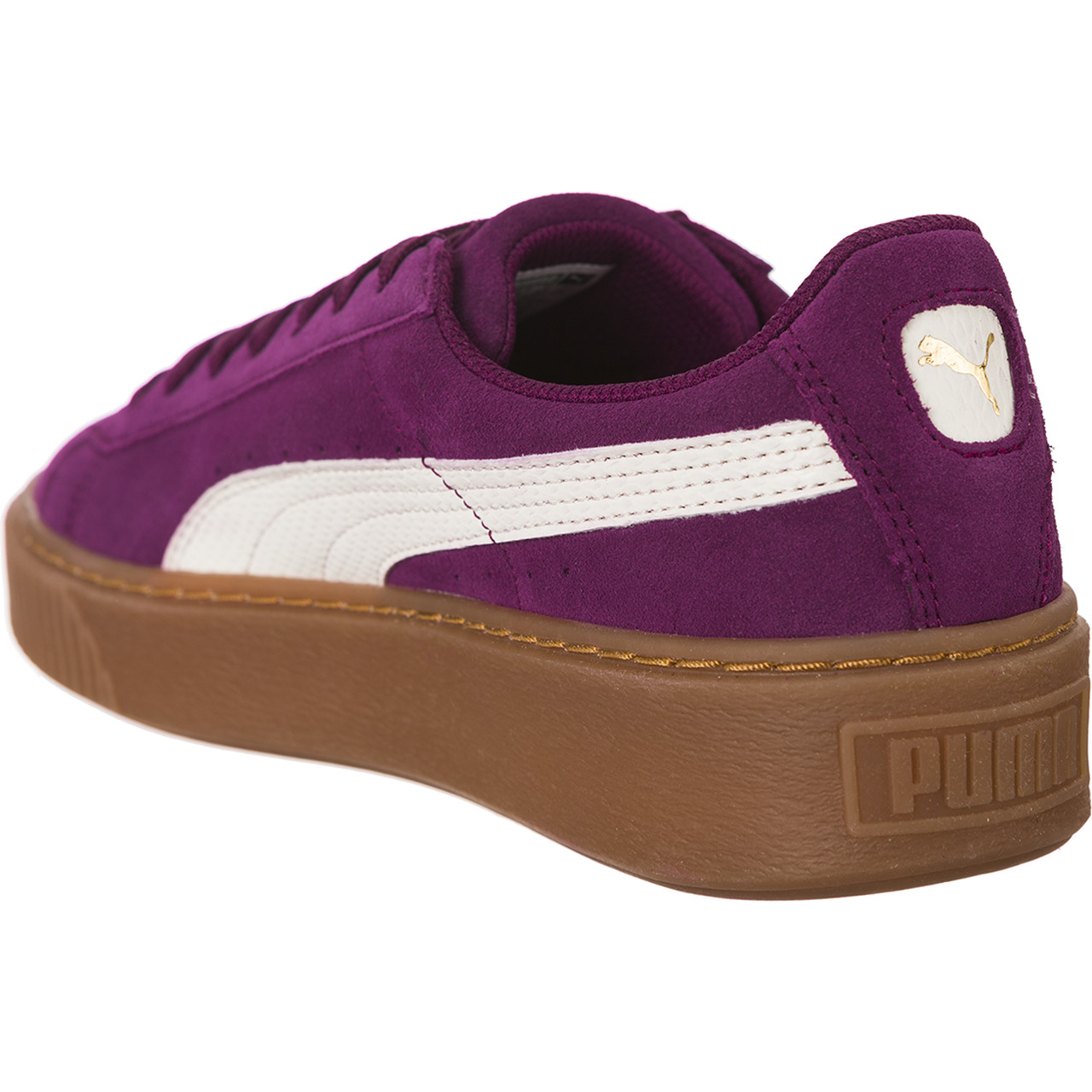 Buty Puma  <br/><small>Suede Platform SNK JR 603 </small>  36390603