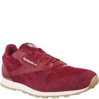 Buty Reebok CL LEATHER ESTL CN1134 URBAN MAROON/WHITE
