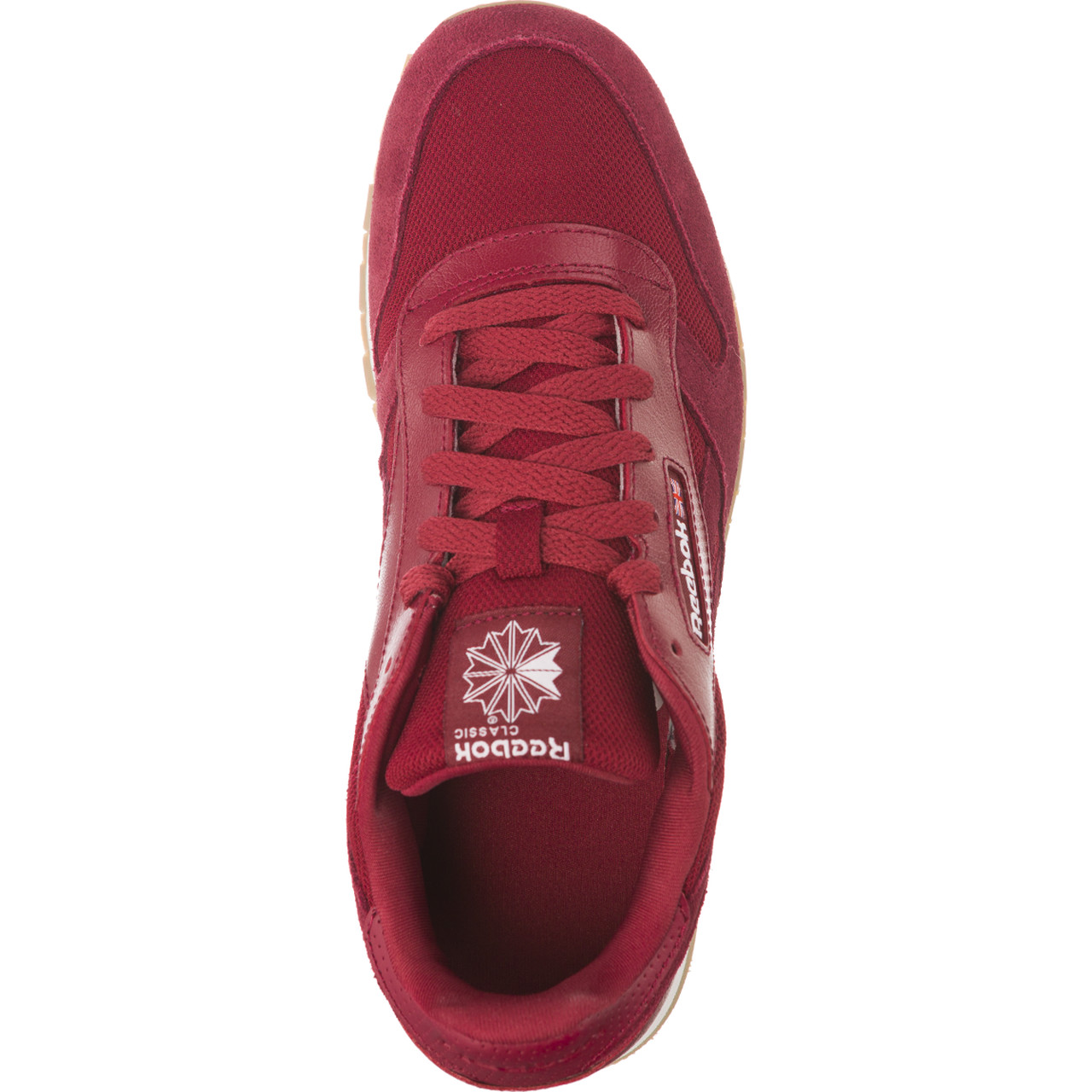 Buty Reebok  <br/><small>CLASSIC LEATHER ESTL URBAN MAROON/WHITE </small>  CN1134