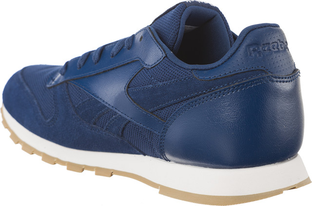 Buty Reebok  <br/><small>CLASSIC LEATHER ESTL WASHED BLUE/WHITE </small>  CN1139