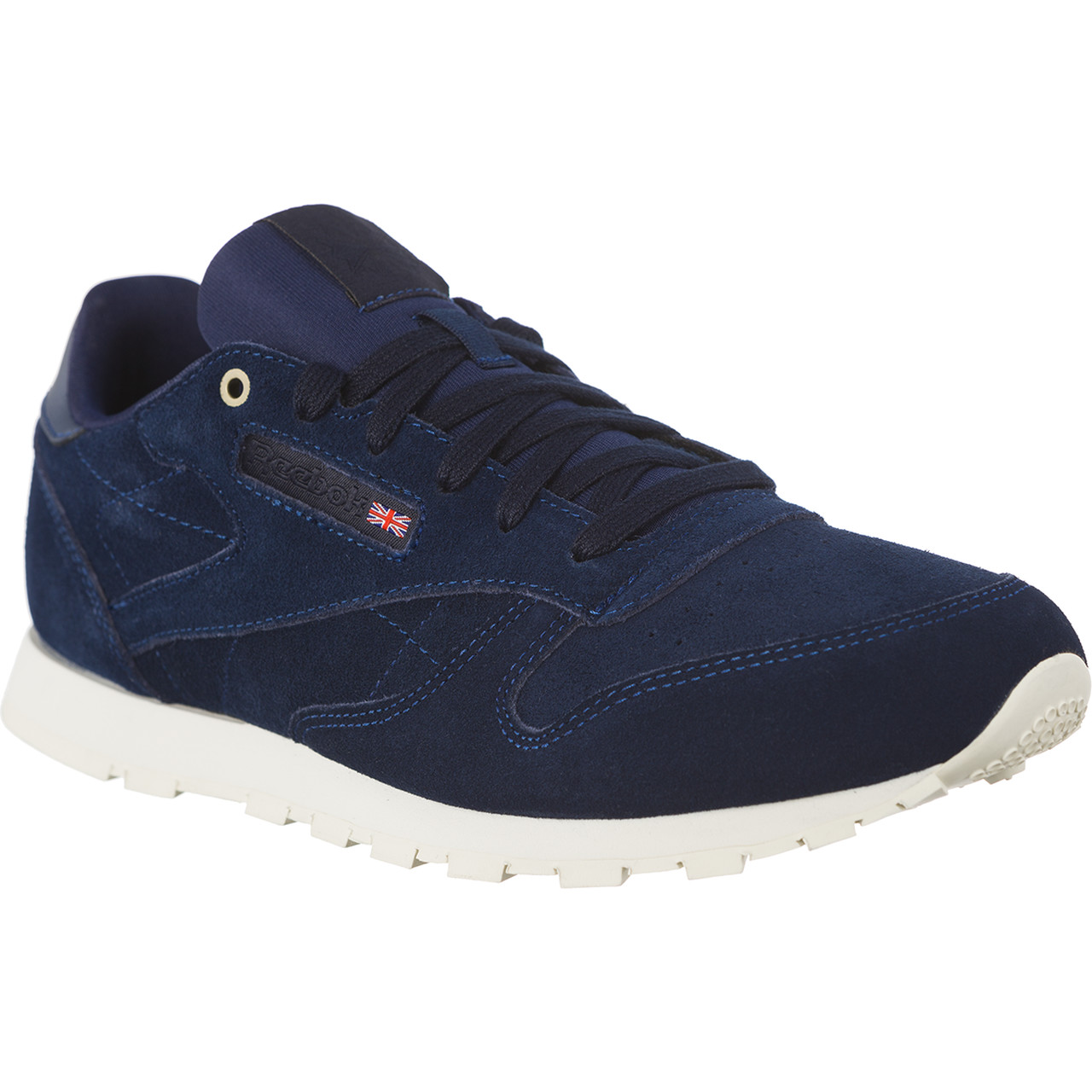 Buty Reebok  <br/><small>CLASSIC LEATHER MCC BLUE NOTE/CHALK </small>  CN0001