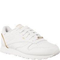 Buty Reebok CL LTHR HW BS9878 WHITE/SLEEK MET
