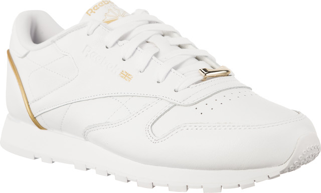 Reebok CLASSIC LEATHER HW WHITE/SLEEK MET BS9878
