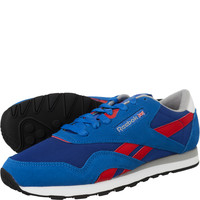 Buty Reebok CL Nylon Blue 670