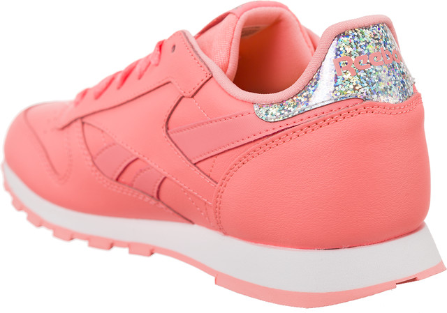Buty Reebok  <br/><small>CLASSIC LEATHER PASTEL 981 </small>  BS8981