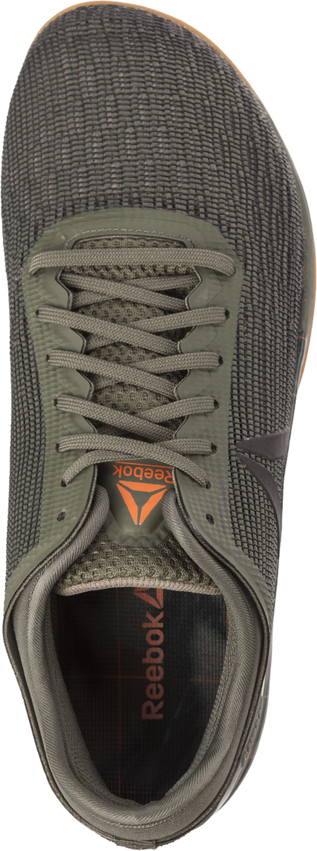 Buty Reebok  <br/><small>CROSSFIT NANO 8.0 FLEXWEAVE 038 HUNTER GREEN/COAL/KHAKI/BRIGHT LAVA </small>  CN1038
