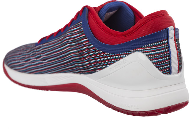 Buty Reebok  <br/><small>CROSSFIT NANO 8.0 FLEXWEAVE 031 EXCELLENT RED/TEAM DARK ROYAL/WHITE </small>  CN1031
