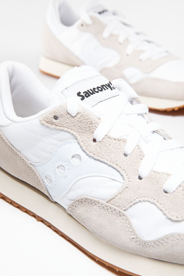 Buty Saucony  <br/><small>DXN TRAINER VINTAGE WHITE/GUM </small>  S70369-17