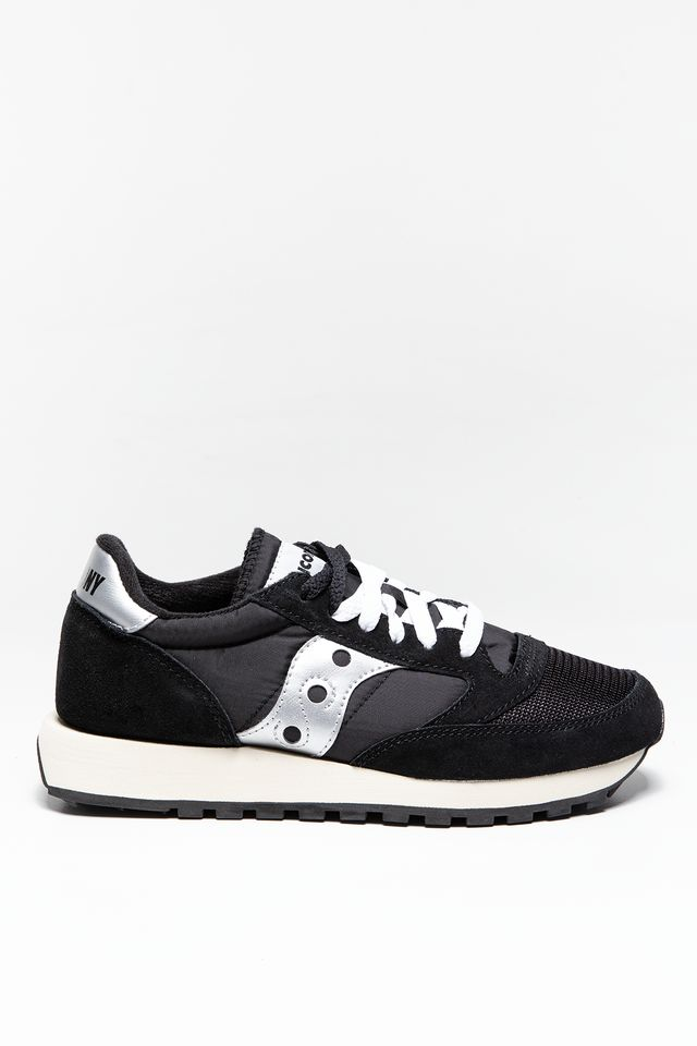 Saucony JAZZ ORIGINAL VINTAGE BLACK/WHITE S70368-10