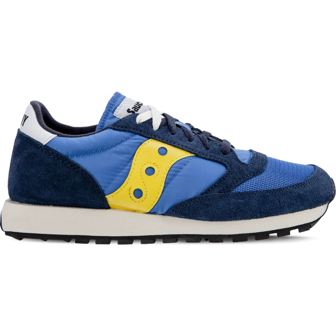 Buty Saucony  <br/><small>JAZZ ORIGINAL VINTAGE BLUE/YELLOW </small>  S70321-2