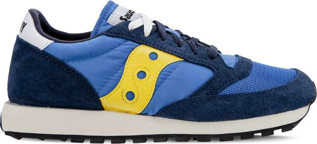 Saucony JAZZ ORIGINAL VINTAGE BLUE/YELLOW S70321-2