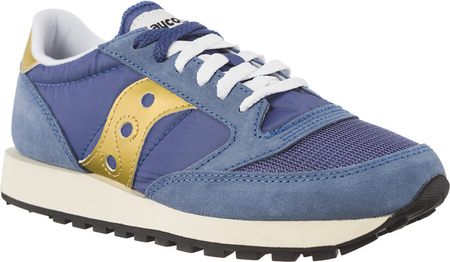 Saucony JAZZ ORIGINAL VINTAGE NAVY/GOLD S60368-30