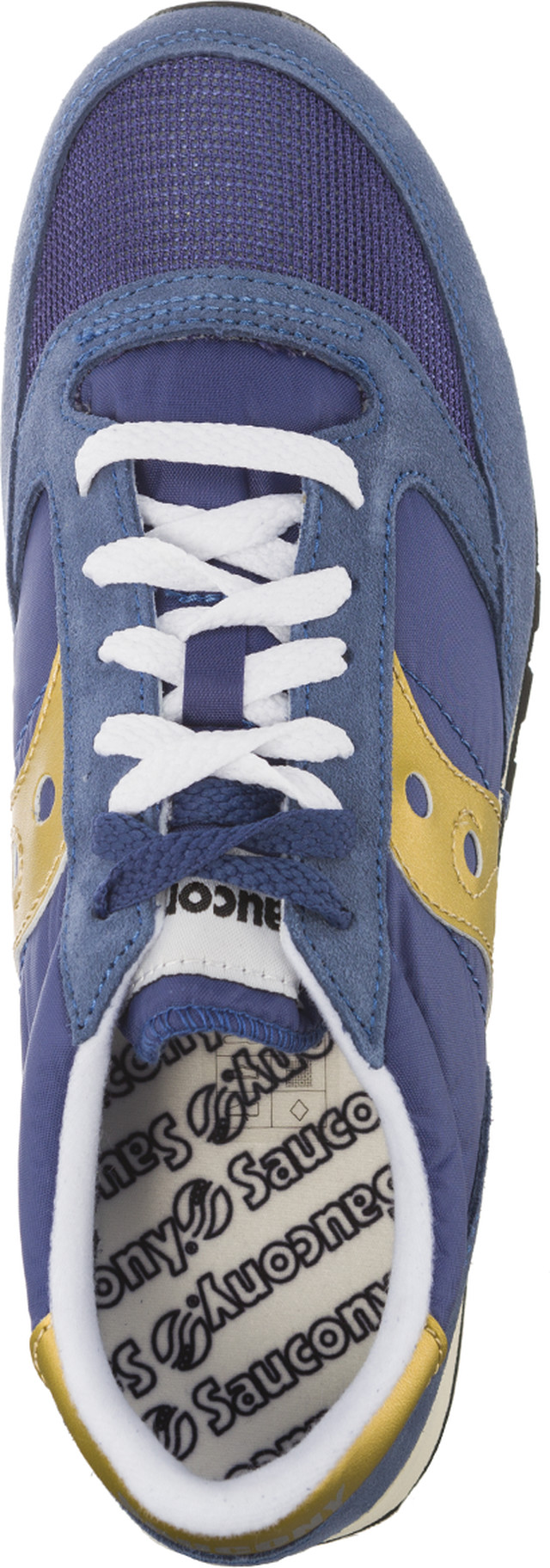 Buty Saucony  <br/><small>JAZZ ORIGINAL VINTAGE NAVY/GOLD S70368-22 </small>