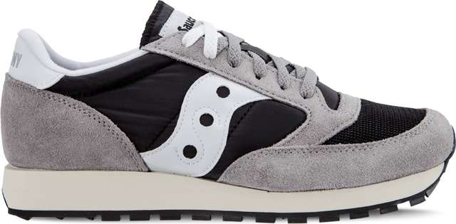 Saucony JAZZ ORIGINAL VINTAGE GREY/BLACK/WHITE S70368-37