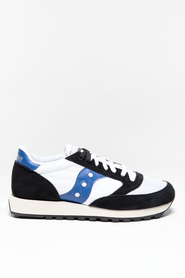 Saucony JAZZ ORIGINAL VINTAGE WHITE/BLACK S70368-15