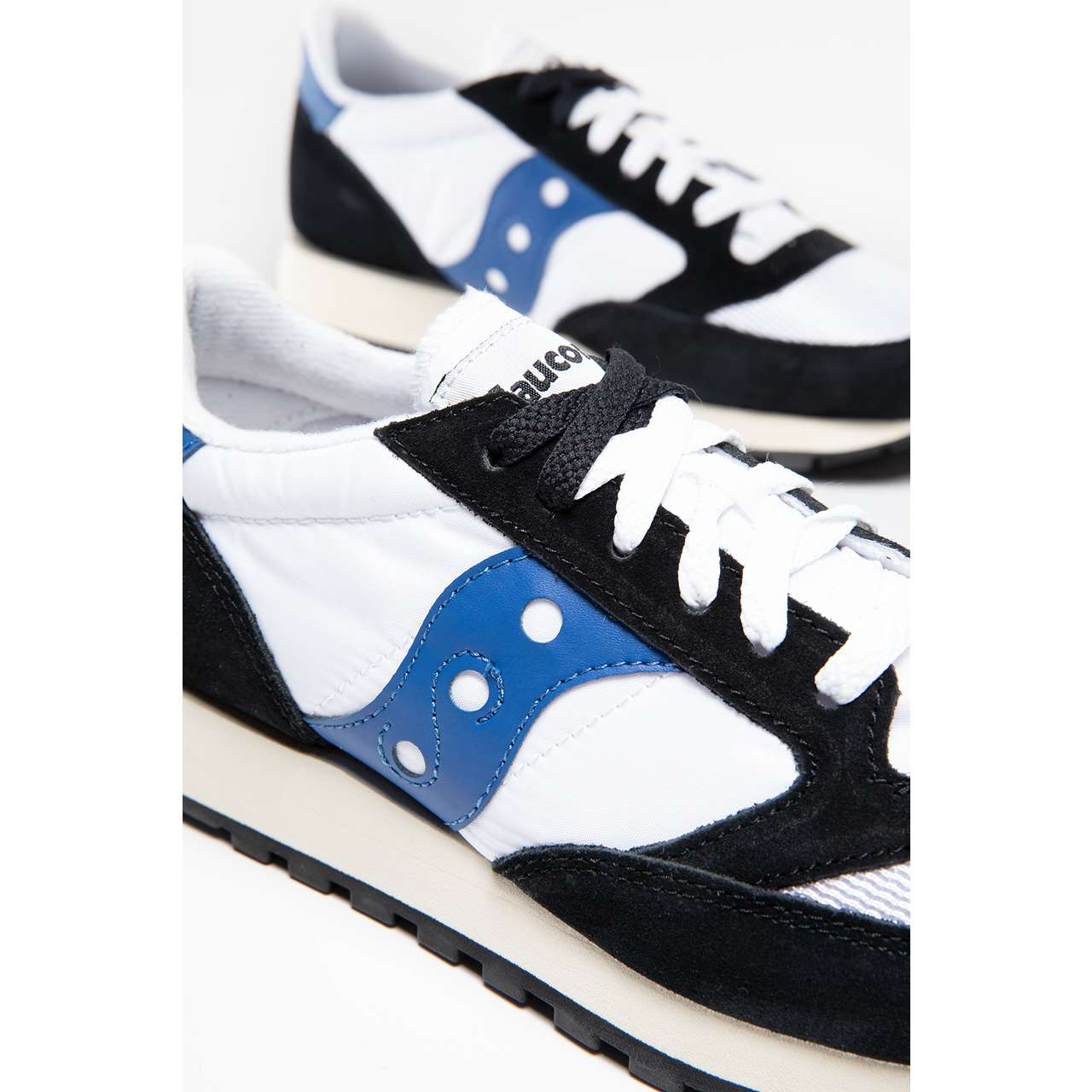 Buty Saucony  <br/><small>JAZZ ORIGINAL VINTAGE WHITE/BLACK S70368-15 </small>