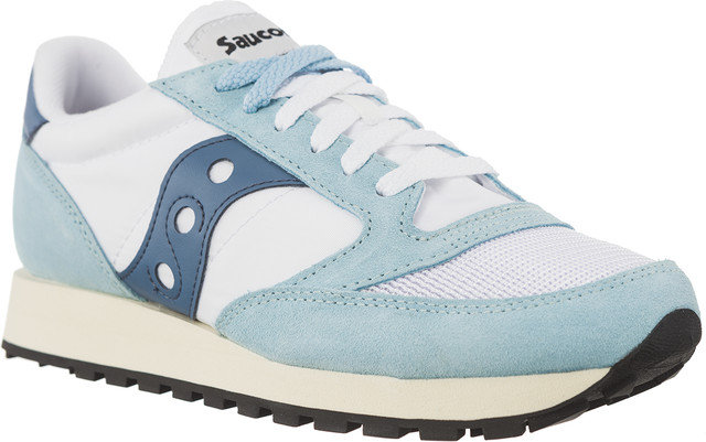 Saucony JAZZ ORIGINAL VINTAGE WHITE/BLUE S70368-25