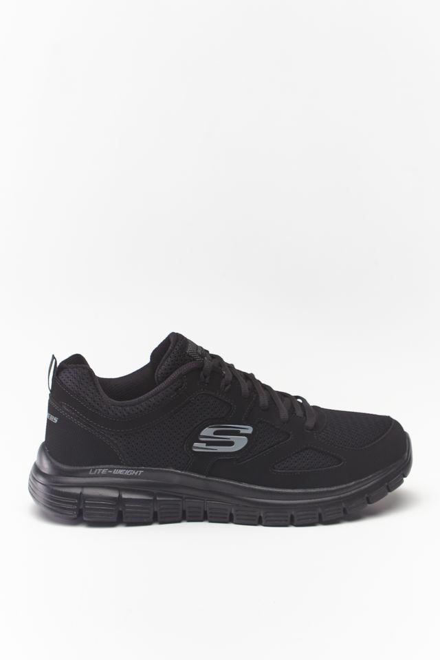 Skechers BURNS – AGOURA BBK BLACK 52635 BBK