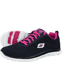 Buty Skechers Flex Appeal Obvious Choice 12058 NVPK