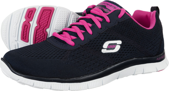 Skechers Flex Appeal Obvious Choice 12058 NVPK 12058-NVPK