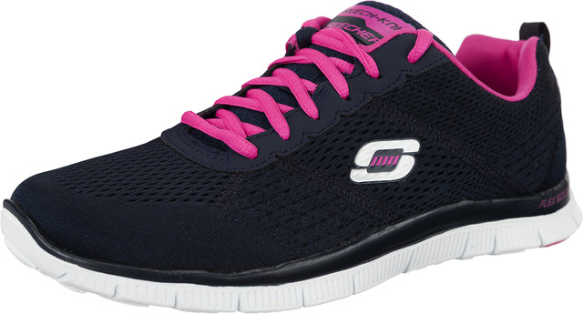 Buty Skechers  <br/><small>Flex Appeal Obvious Choice 12058 NVPK </small>  12058-NVPK