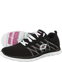 Buty Skechers Flex Appeal Something Fun 11885 BKW