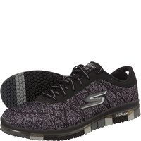 Buty Skechers Go Flex Ability 14011-BKGY