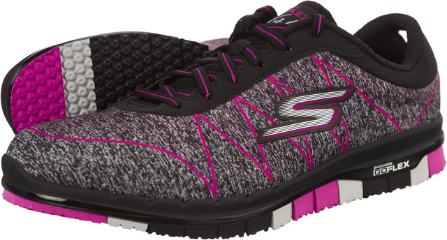 Skechers Go Flex Ability 14011-BKHP