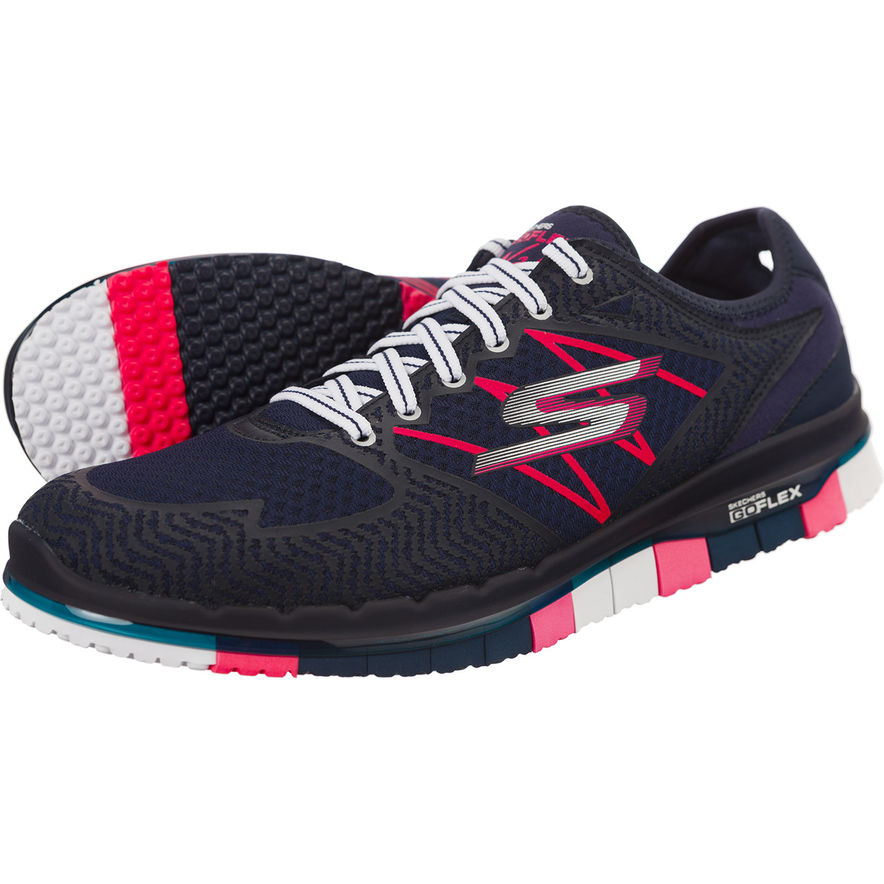 Buty Skechers  <br/><small>Go Flex Momentum 14017-NVHP </small>