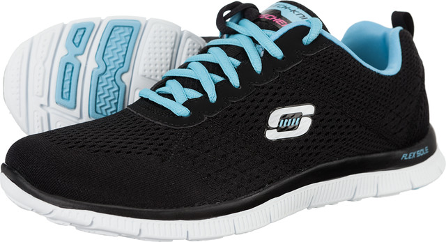 Skechers Obvious Choice 12058 BKLB 12058-BKLB
