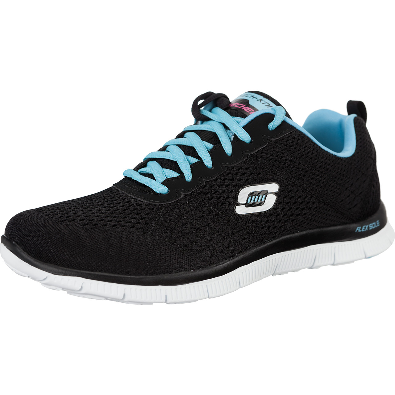 Buty Skechers  <br/><small>Obvious Choice 12058 BKLB </small>  12058-BKLB