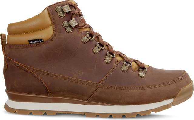 The North Face MEN'S BACK-TO-BERKELEY REDUX LEATHER 090 DIJON BROWN/TAGUMI BROWN T0CDL05WD