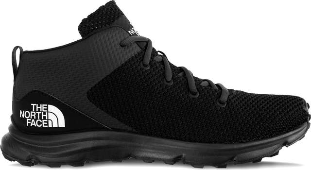 The North Face SESTRIERE MID BLACK/WHITE T93RQAKY4