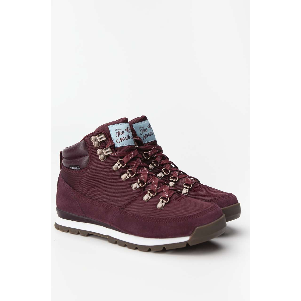 Buty The North Face  <br/><small>BACK-TO-BERKELEY REDUX GU3 DEEP GARNET RED/STRATOSPHERE BLUE </small>  T0CLU7GU3