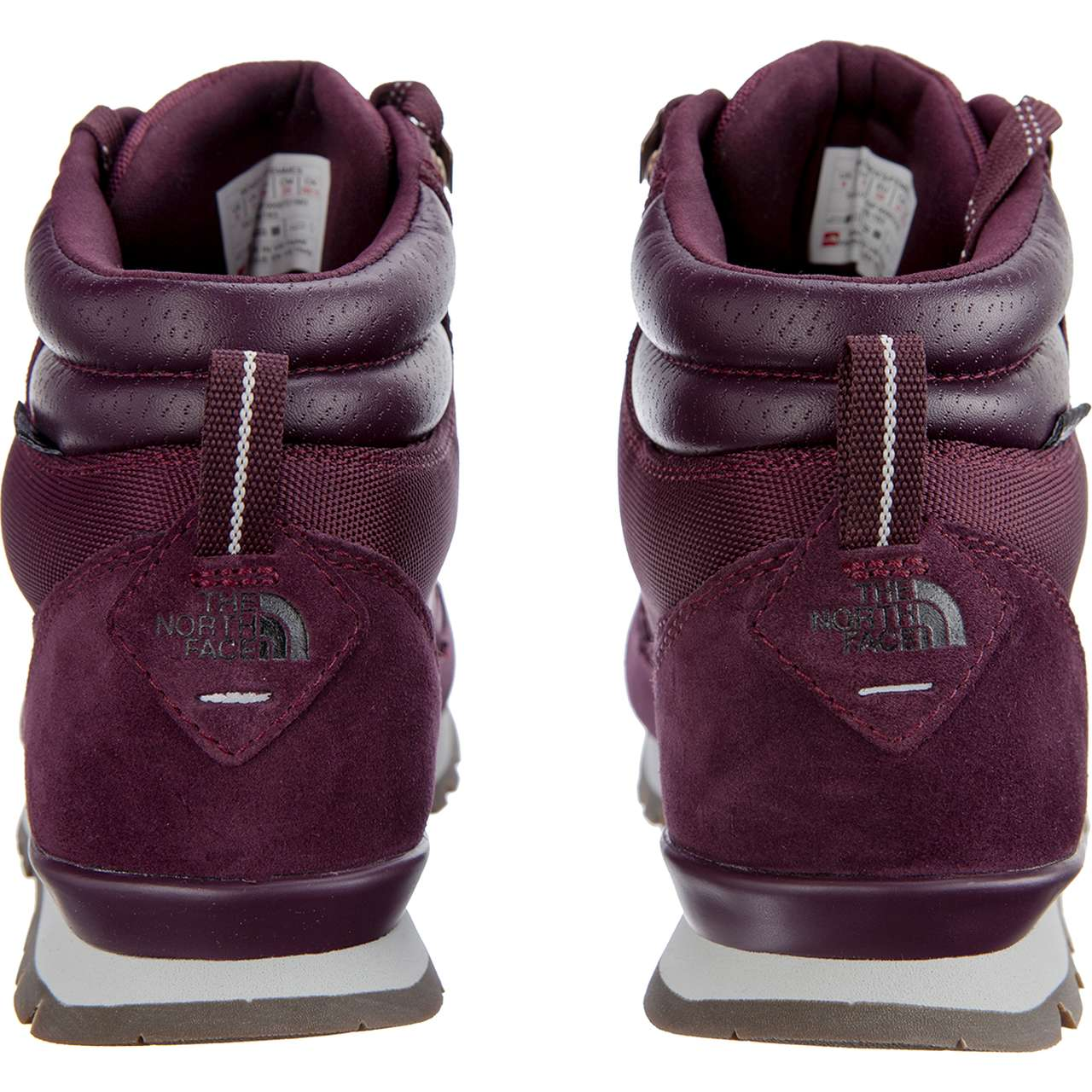 Buty The North Face  <br/><small>WOMEN'S BACK TO BERKELEY REDUX 080 FIG/TIN GREY </small>  T0CLU75SP