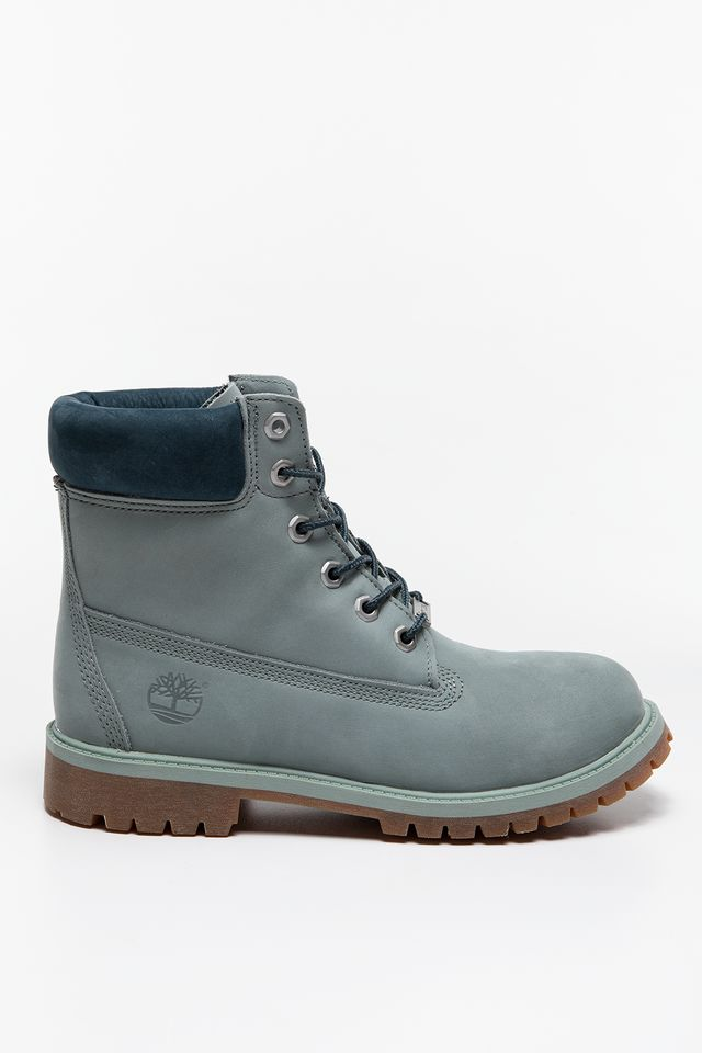 Timberland 6 INCH PREMIUM WATERPROOF BOOT CHINOIS GREEN A1PLZ