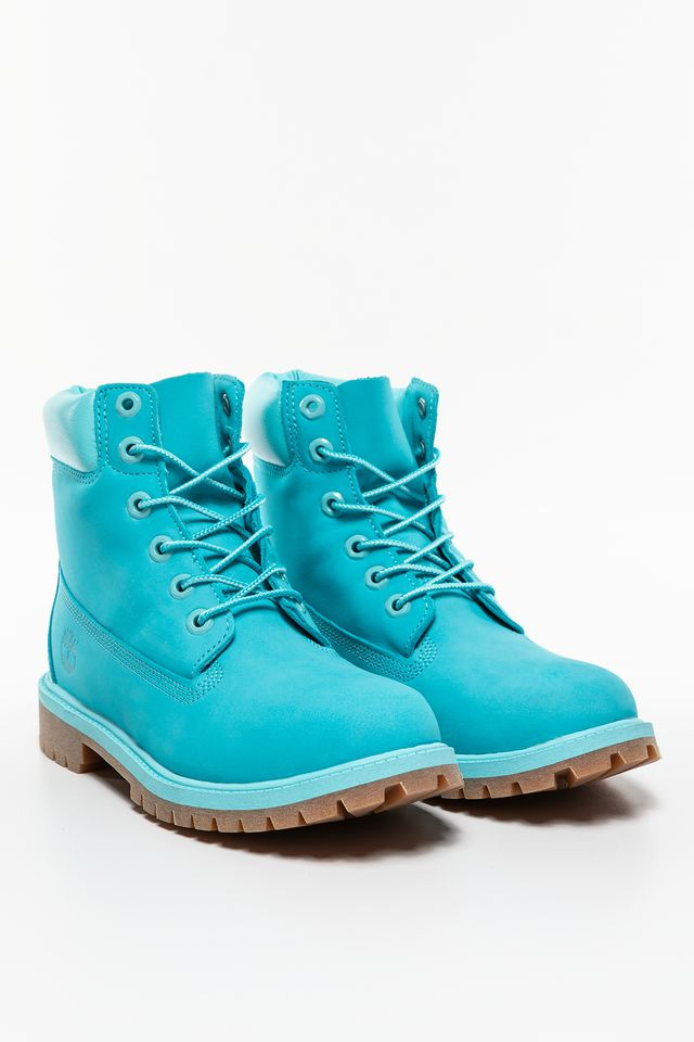 Buty Timberland  <br/><small>6 INCH PREMIUM WATERPROOF BOOT SCUBA BLUE </small>  A1RT3