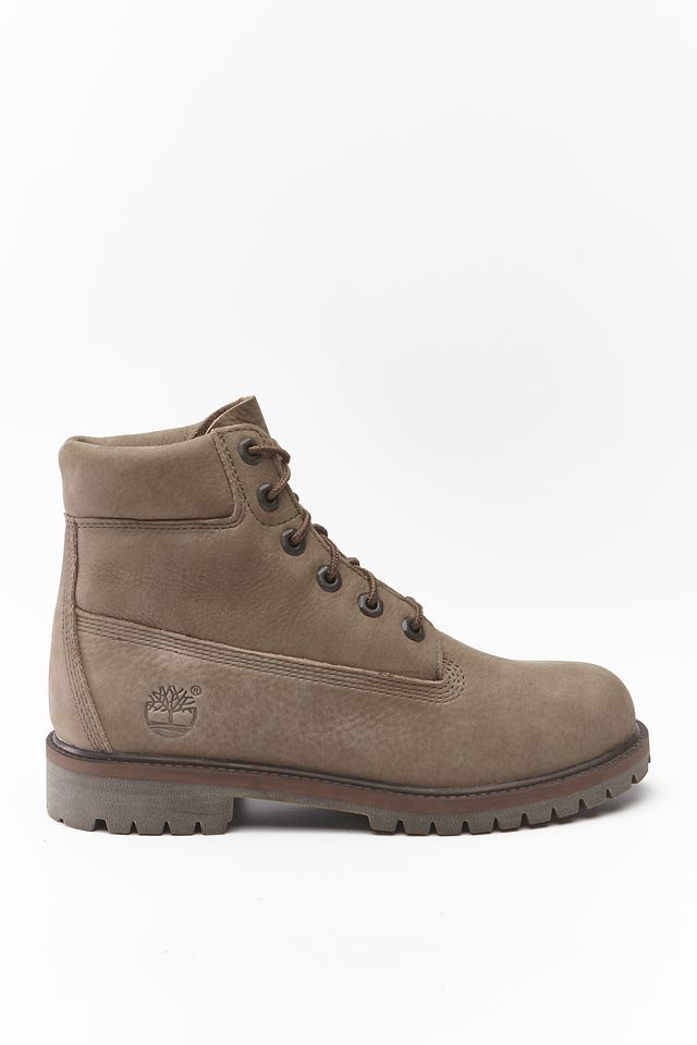 Timberland 6 INCH PREMIUM WP BOOT 901 OLIVE NUBUCK TB0A294H9011